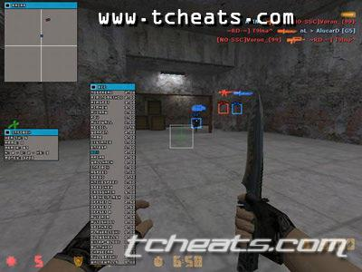 Ecc 5. 2 cheat for cs 1. 6 (link for cheat) aim, wall, speed youtube.