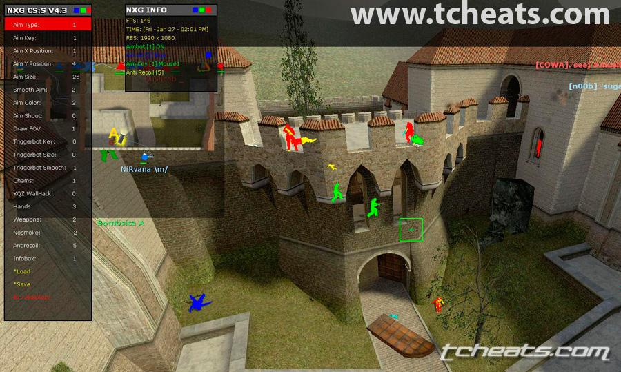 Crosshair - CS Source hacks and cheats | Page 1