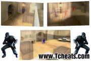Material Wallhack V4 for CS Source