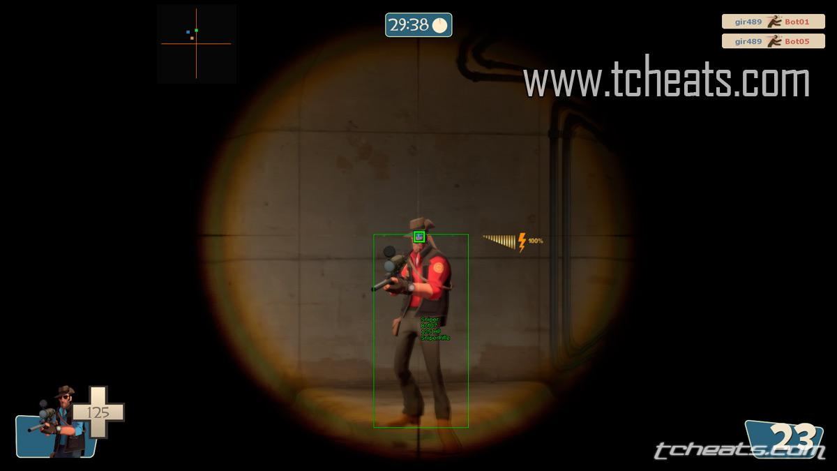 Esp hack - Team Fortress 2 hacks and cheats | Page 1